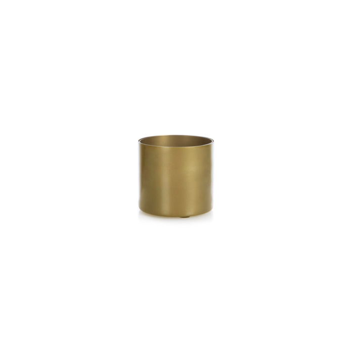 Noella Bowl small matt brass