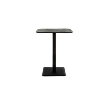 Terrazzo Table Square black