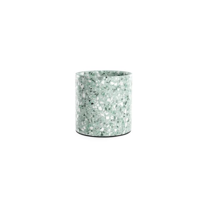 Terrazzo pot small mint