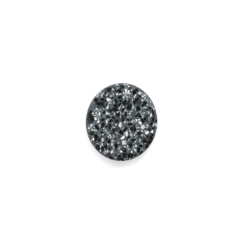 small black Terrazzo Pin Wall Lamp