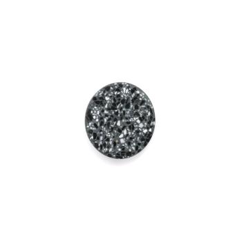 small black Terrazzo Pin Wall Lamp
