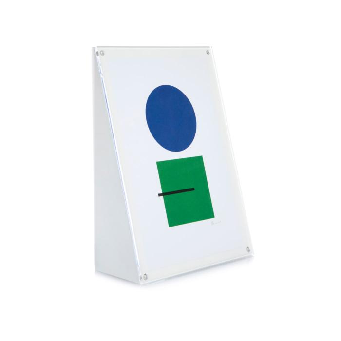 White Angolo Frame 30x21