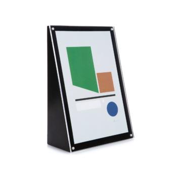 Black Angolo Frame 30x21