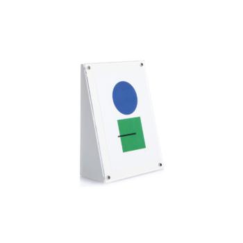 Angolo Frame 21x15 white