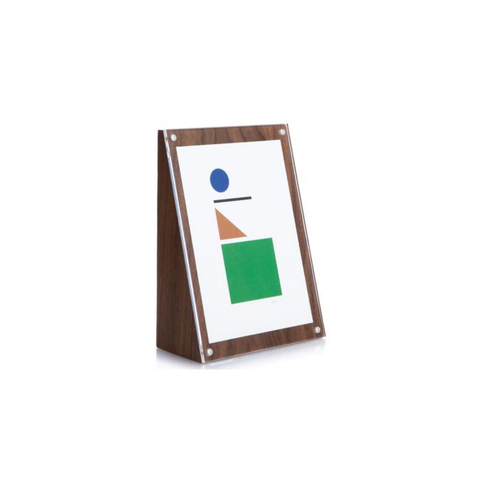 Walnut Angolo Frame 21x15