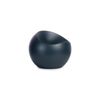 Ball Chair Blue Matt