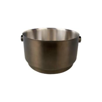 Rondo Party Bucket Black/steel