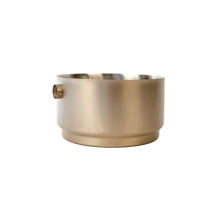 Rondo Party Bucket Soft Copper/steel
