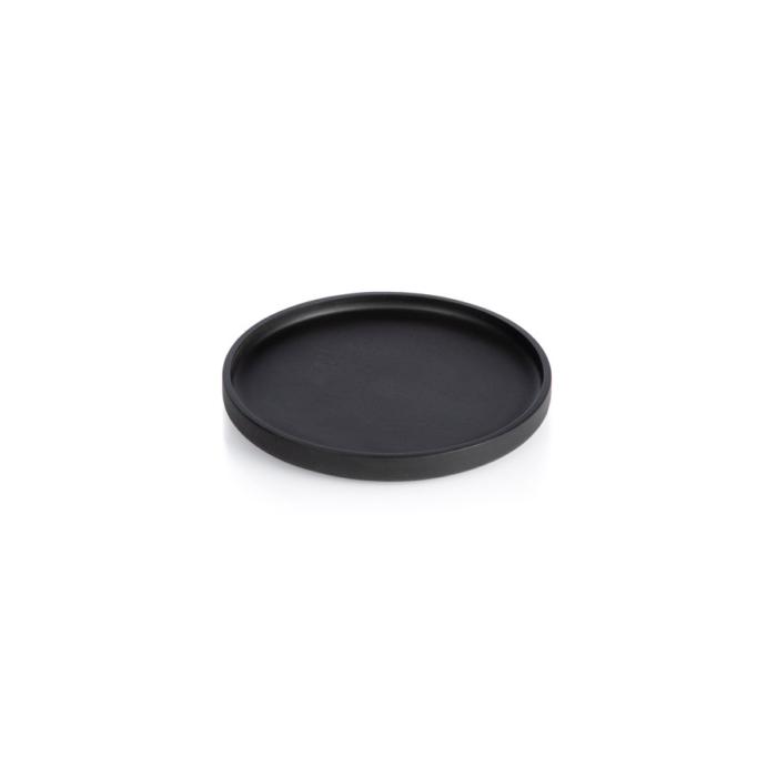 The round, small Nero tray