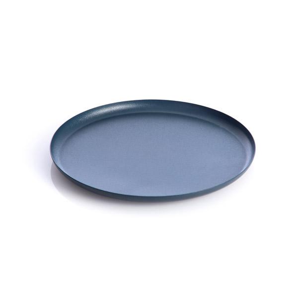 Bao tray small blue