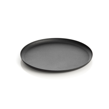 Bao tray small matt black