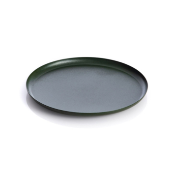 Bao tray small green