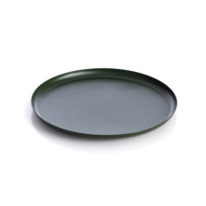 Bao tray small green