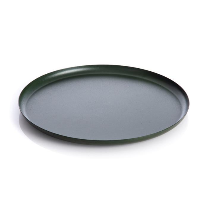 Bao tray medium green