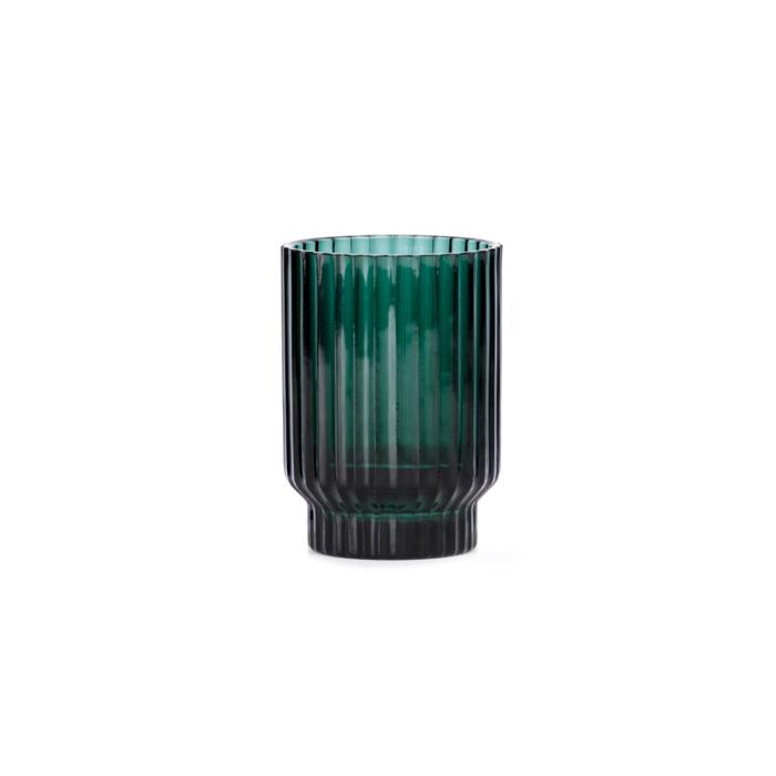 Volta Vase Green