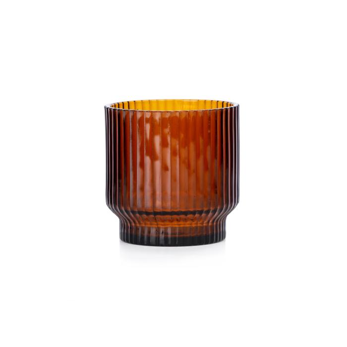 Volta Ice Bucket Amber