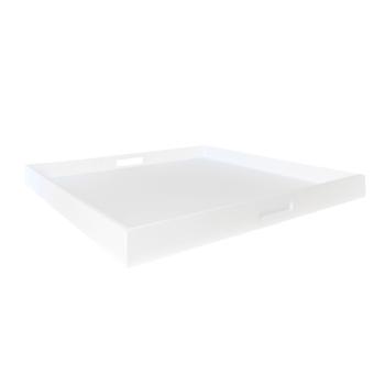 Zen Tray Extra Large white