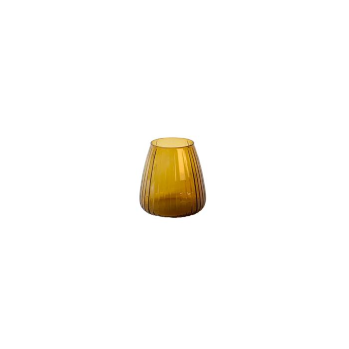 Dim stripe small amber