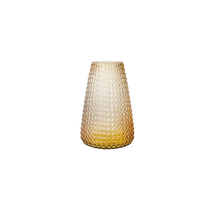 Dim scale large amber light