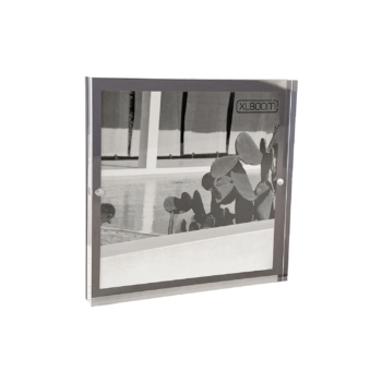 Acrylic Magnetic Frame 18x18 Dark Grey